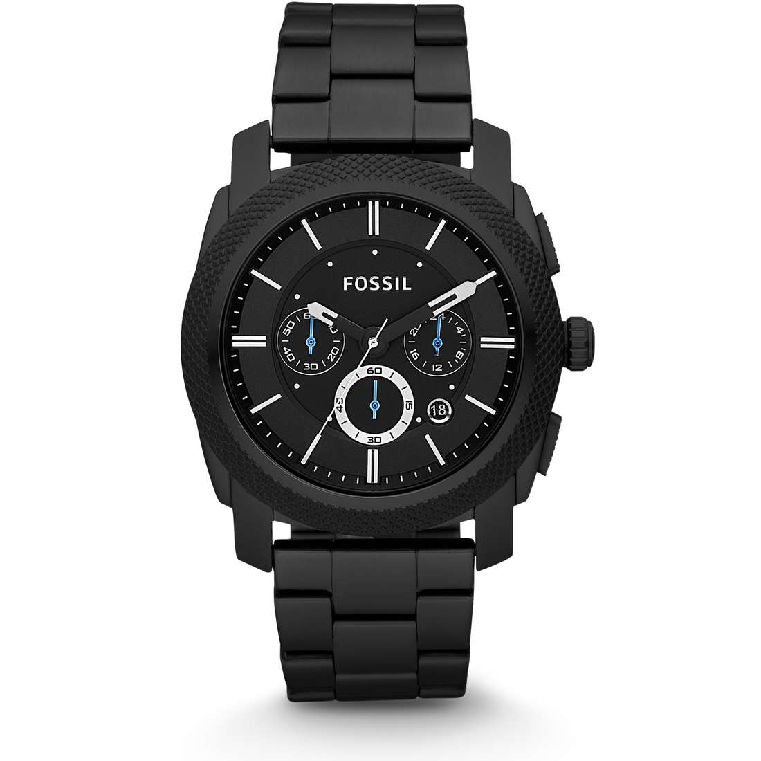 montre chronographe homme Fossil FS4552