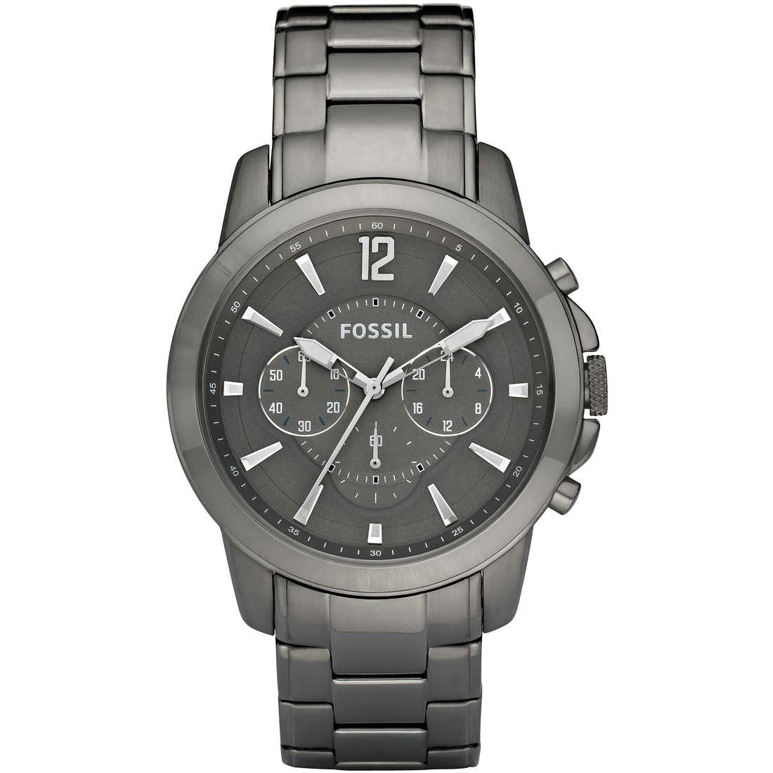 montre chronographe homme Fossil FS4584