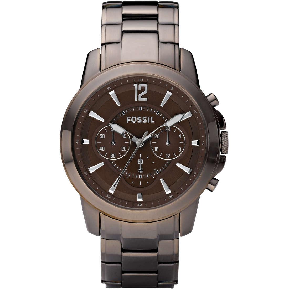 montre chronographe homme Fossil FS4608
