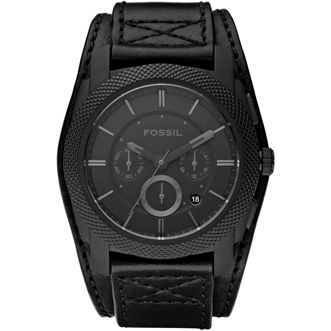 montre chronographe homme Fossil FS4617
