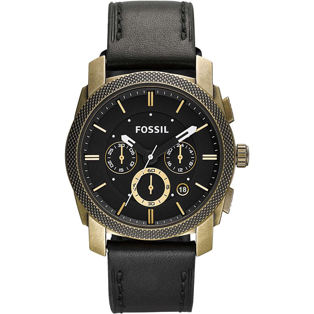 montre chronographe homme Fossil FS4657
