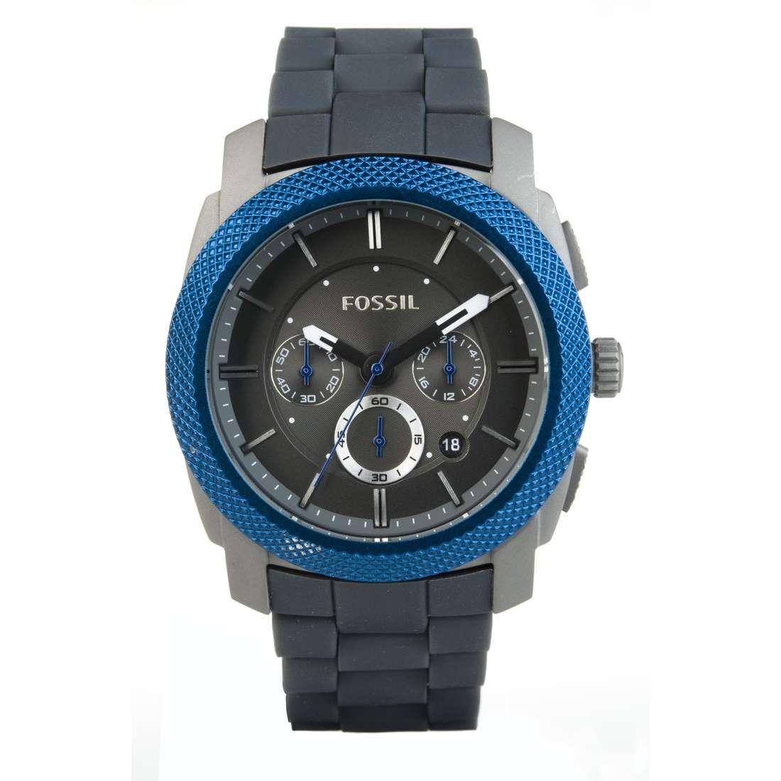 montre chronographe homme Fossil FS4659