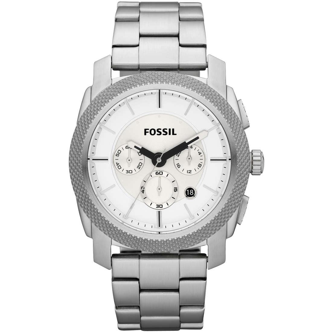 montre chronographe homme Fossil FS4663