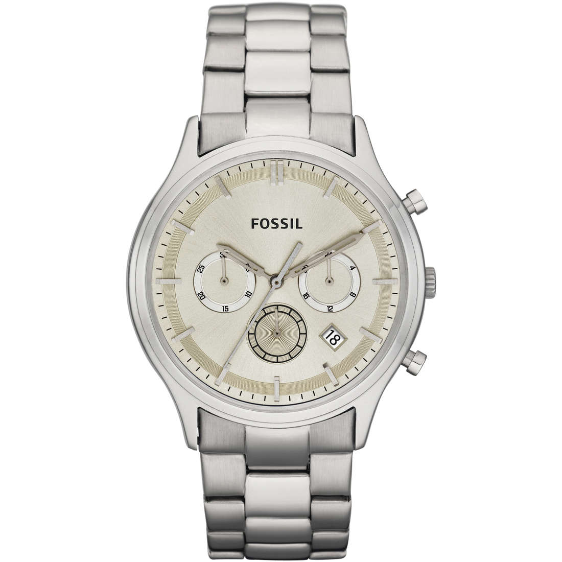 montre chronographe homme Fossil FS4669
