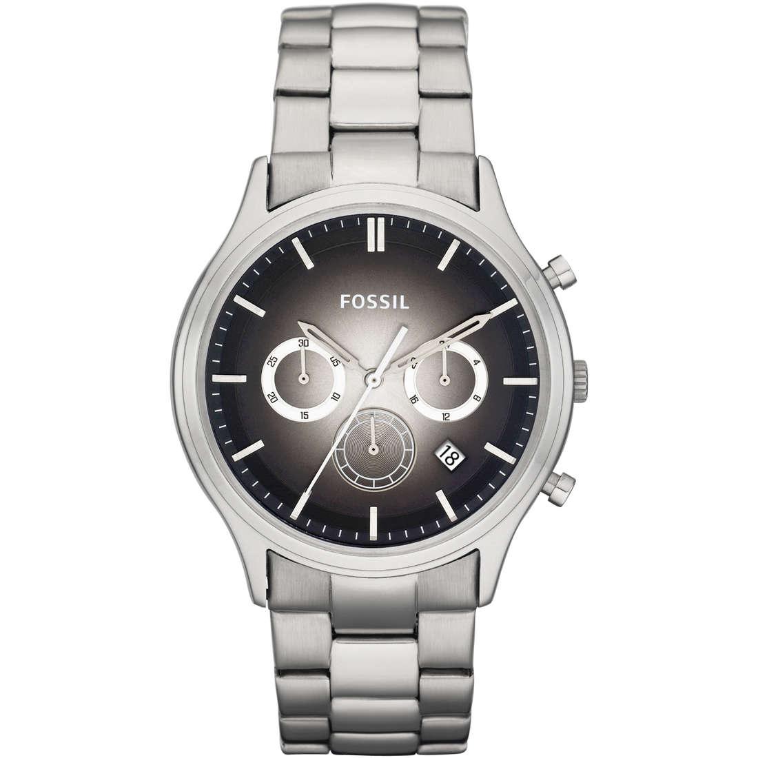 montre chronographe homme Fossil FS4673