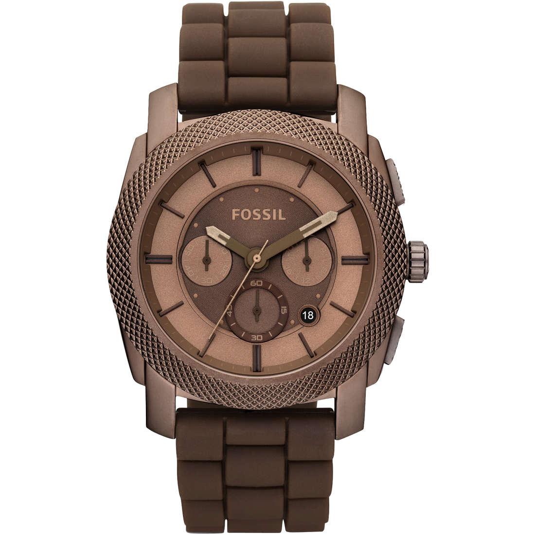 montre chronographe homme Fossil FS4702