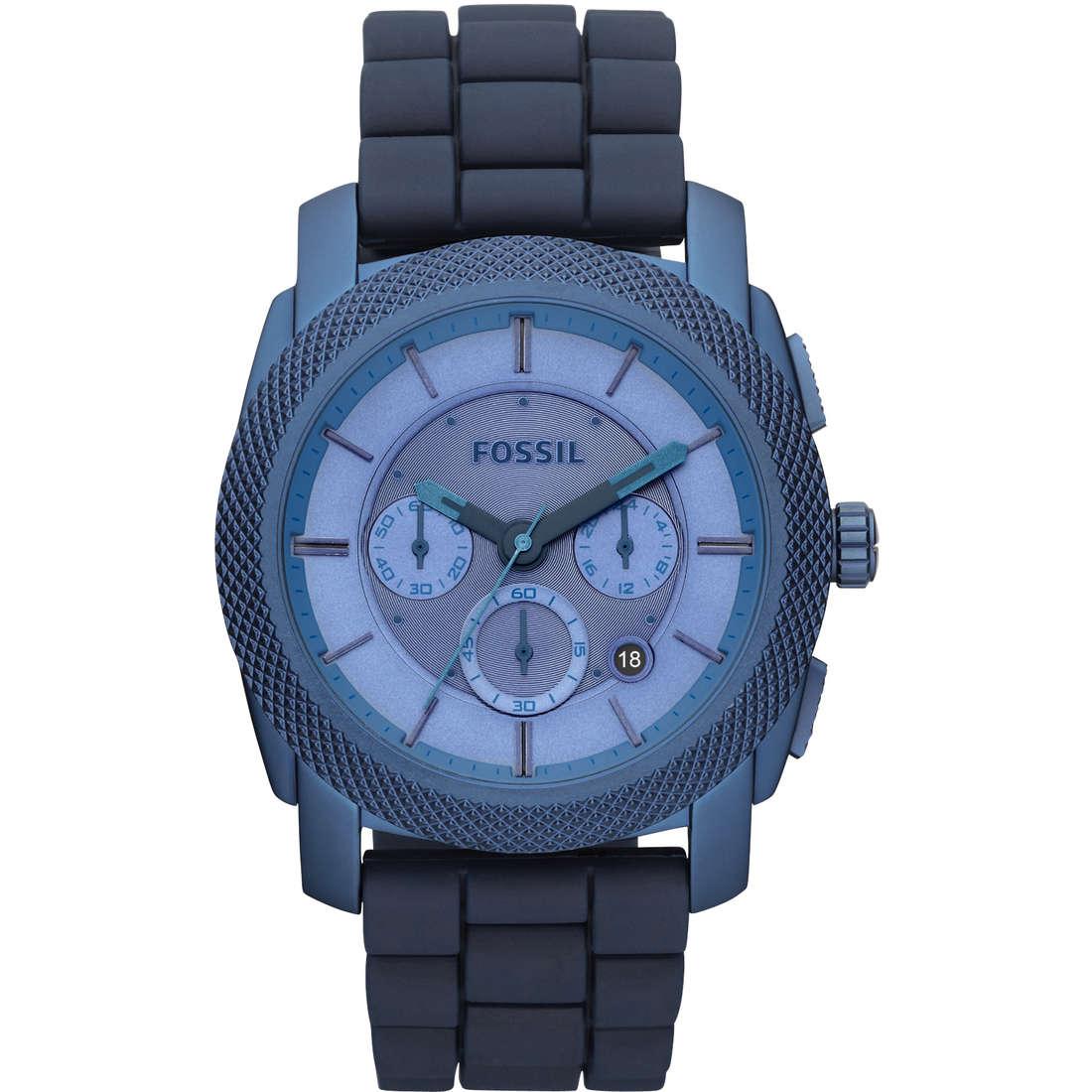 montre chronographe homme Fossil FS4703