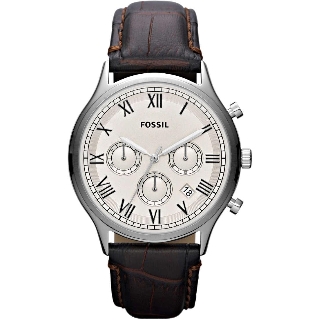 montre chronographe homme Fossil FS4738