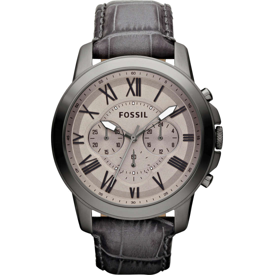 montre chronographe homme Fossil FS4766
