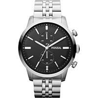 montre chronographe homme Fossil FS4784