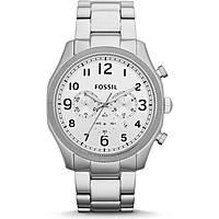 montre chronographe homme Fossil FS4861