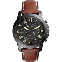 montre chronographe homme Fossil FS5241