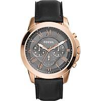 montre chronographe homme Fossil Grant FS5085