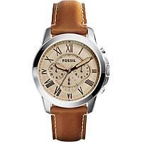 montre chronographe homme Fossil Grant FS5118