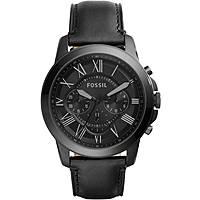 montre chronographe homme Fossil Grant FS5132