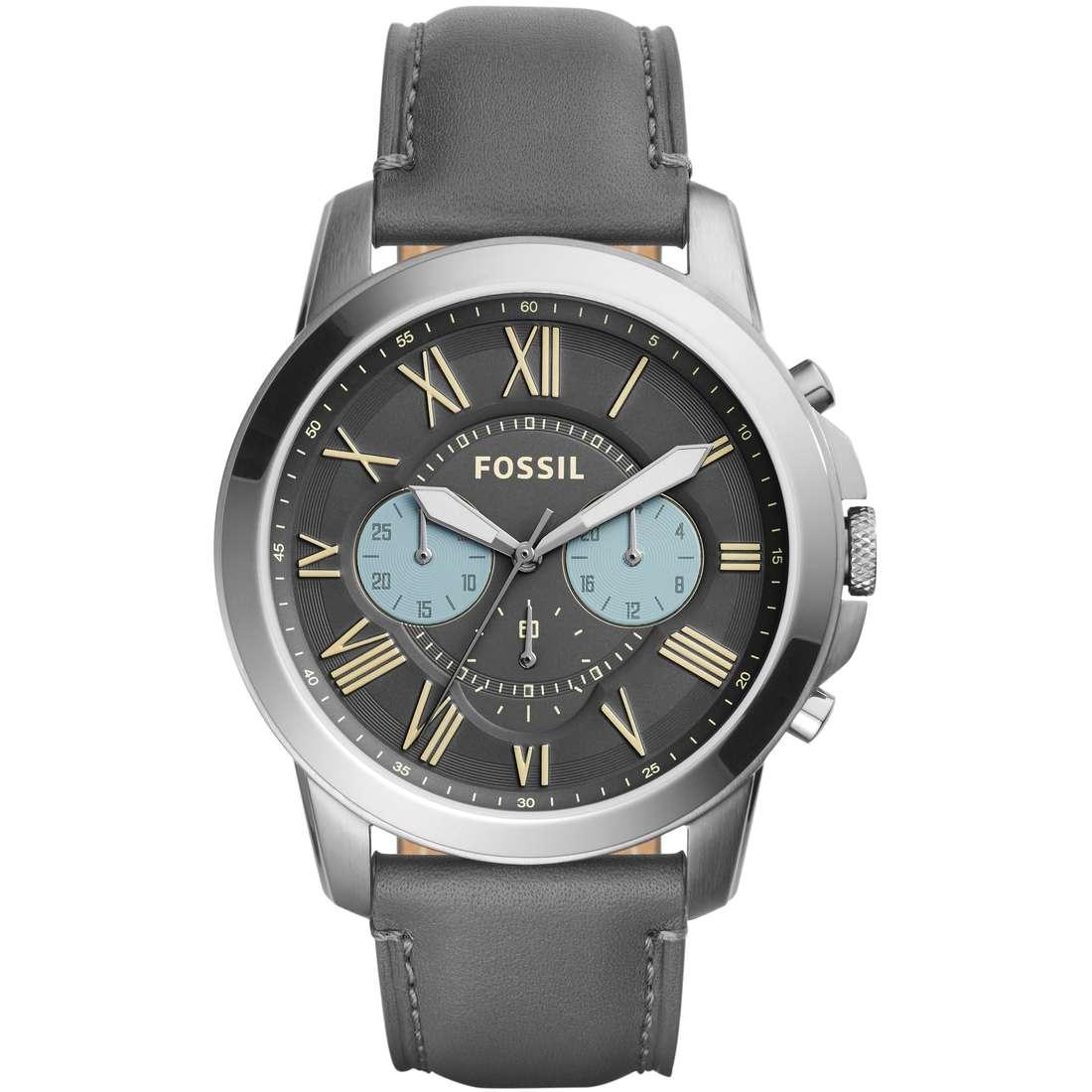 montre chronographe homme Fossil Grant FS5183