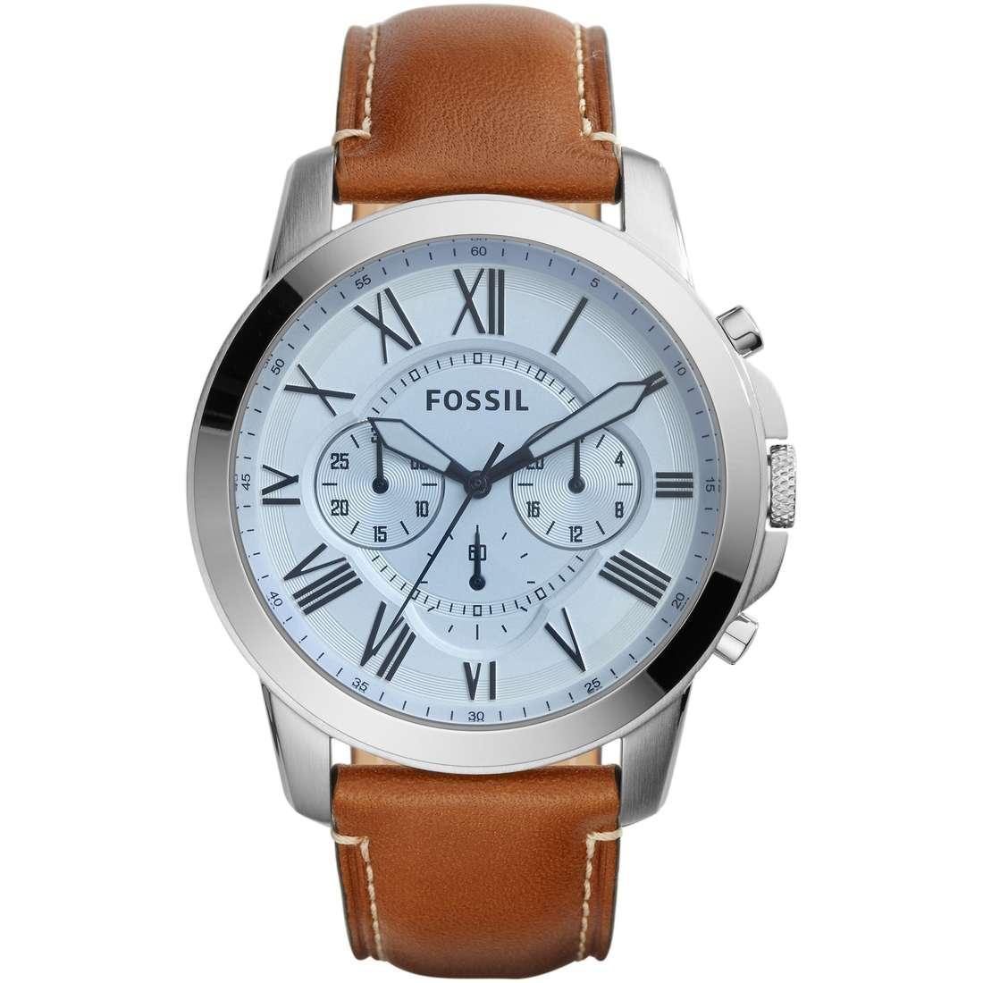 montre chronographe homme Fossil Grant FS5184