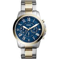 montre chronographe homme Fossil Grant FS5273
