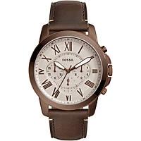 montre chronographe homme Fossil Grant FS5344