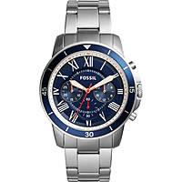 montre chronographe homme Fossil Grant Sport FS5238