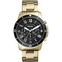 montre chronographe homme Fossil Grant Sport FS5267