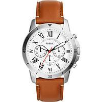 montre chronographe homme Fossil Grant Sport FS5343
