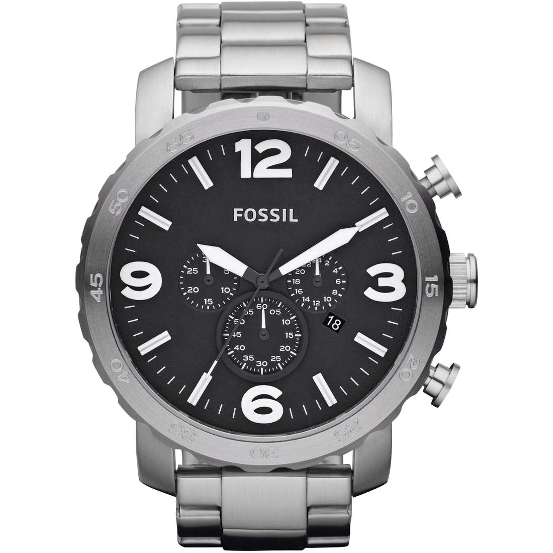 montre chronographe homme Fossil JR1353