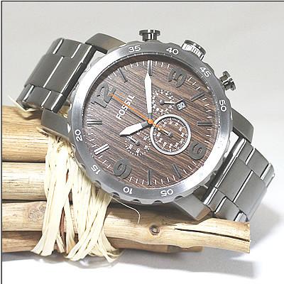 montre chronographe homme Fossil JR1355