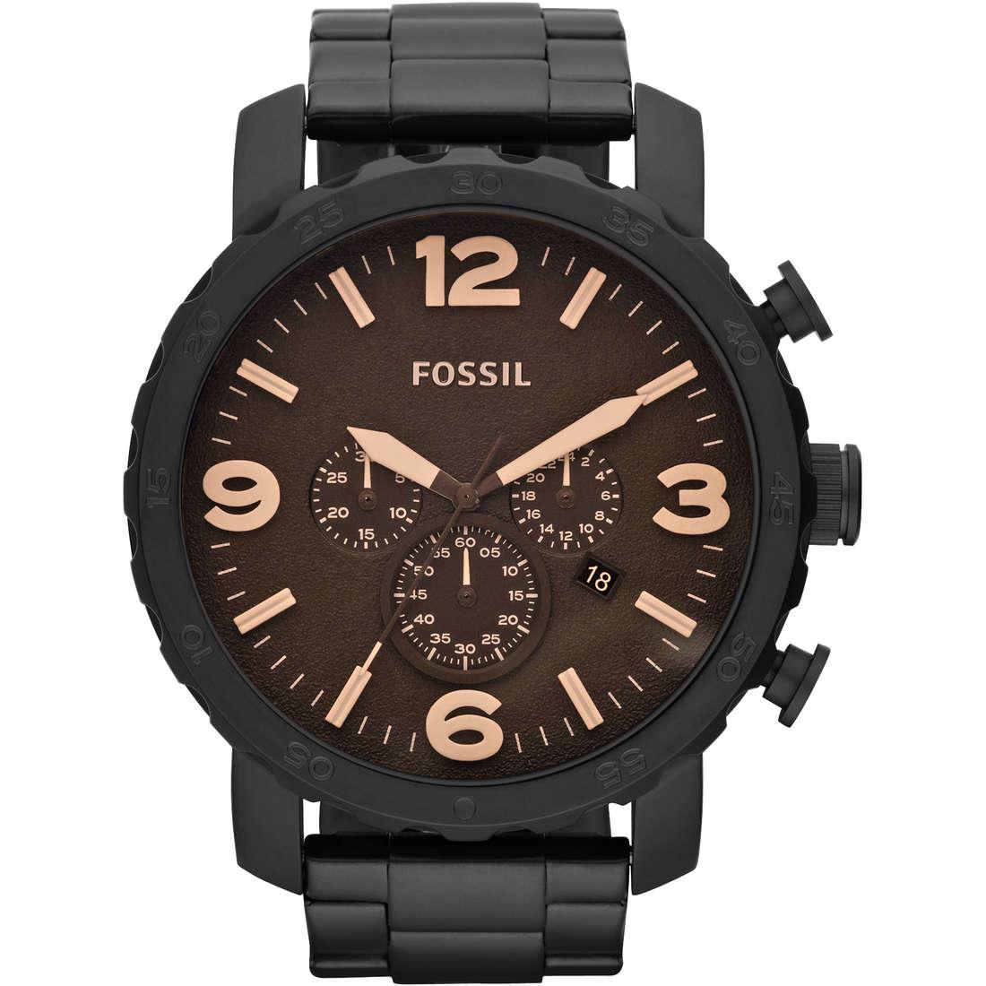 montre chronographe homme Fossil JR1356
