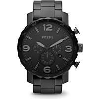montre chronographe homme Fossil JR1401
