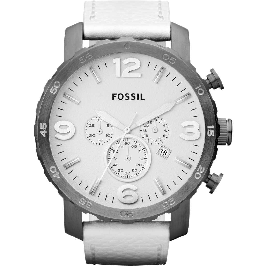 montre chronographe homme Fossil JR1423