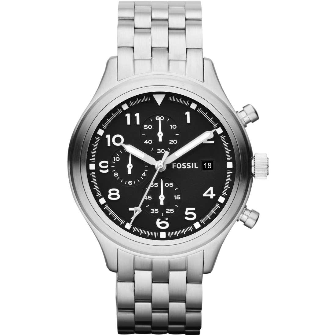 montre chronographe homme Fossil JR1431