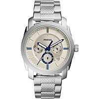 montre chronographe homme Fossil Machine FS5324
