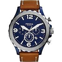 montre chronographe homme Fossil Nate JR1504