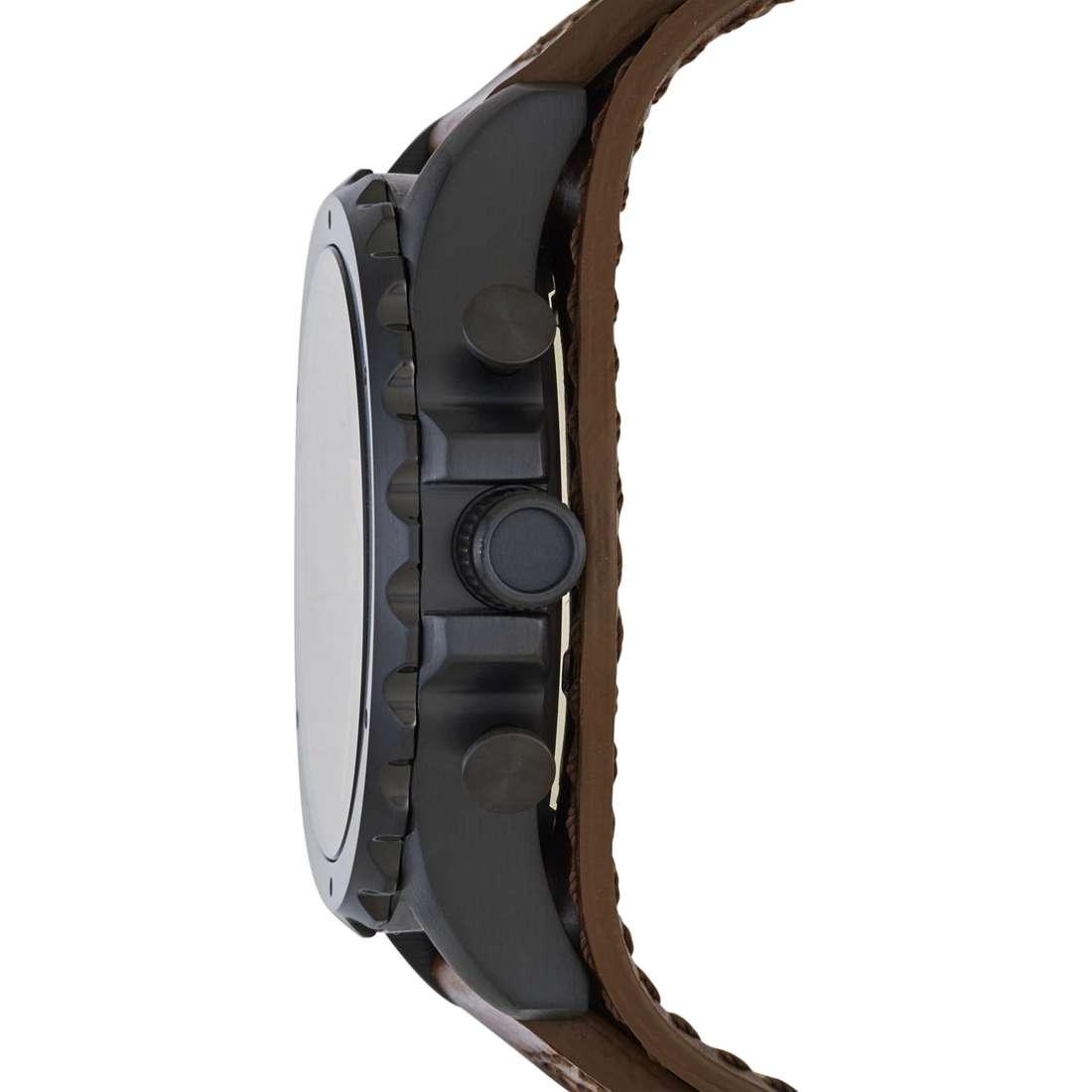 montre chronographe homme Fossil Nate JR1511