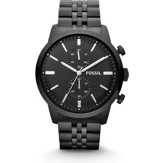 montre chronographe homme Fossil Townsman FS4787
