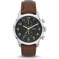 montre chronographe homme Fossil Townsman FS4873