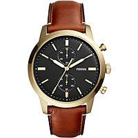 montre chronographe homme Fossil Townsman FS5338