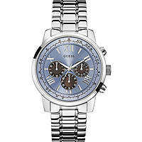 montre chronographe homme Guess Horizon W0379G6