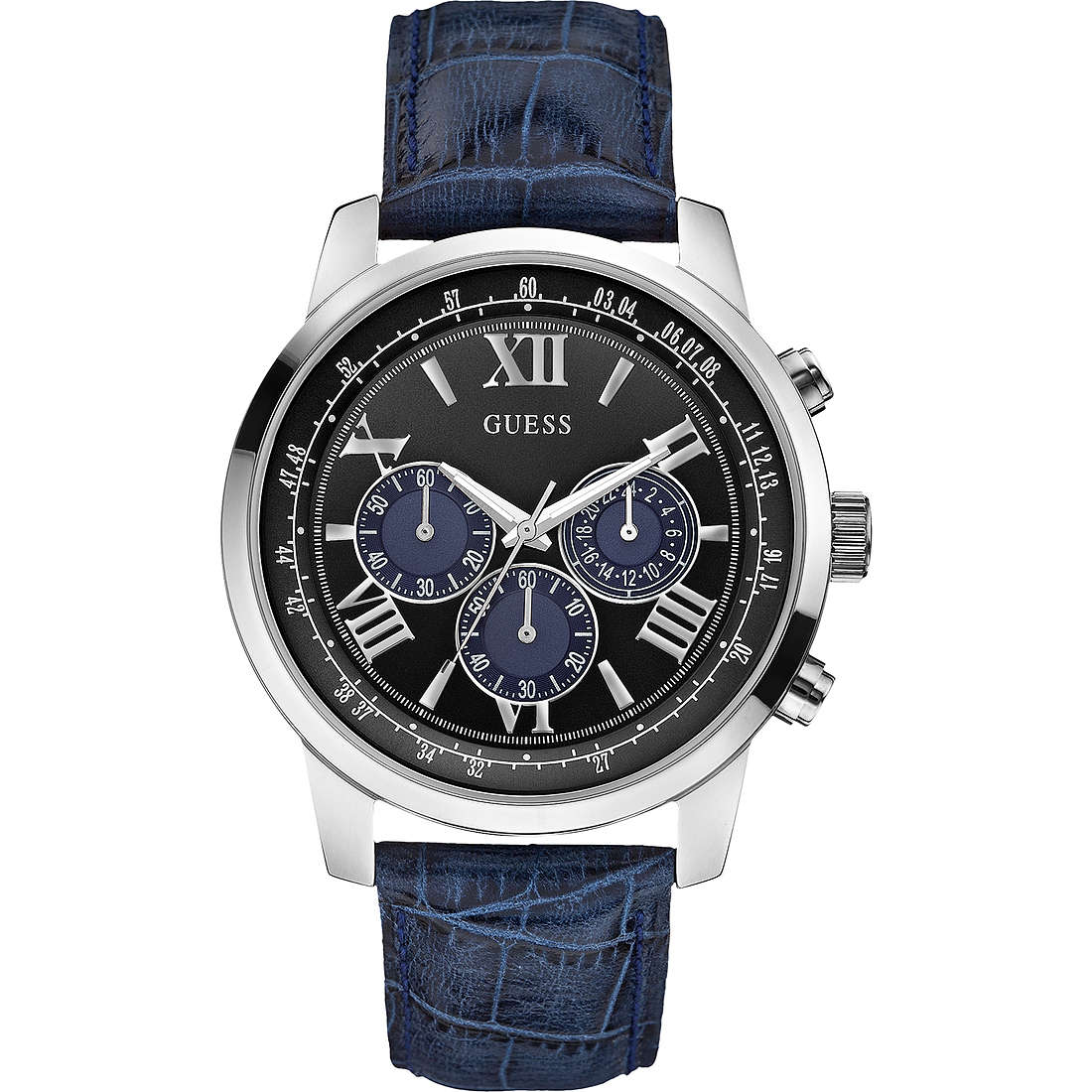 montre chronographe homme Guess Horizon W0380G3