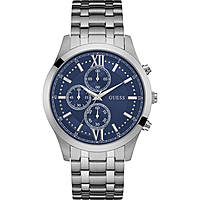 montre chronographe homme Guess W0875G1
