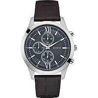montre chronographe homme Guess W0876G1