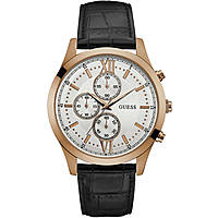 montre chronographe homme Guess W0876G2