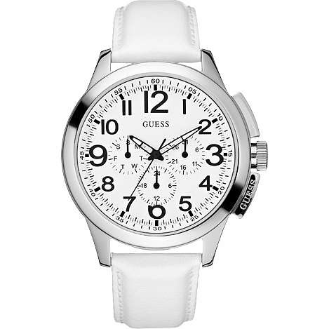 montre chronographe homme Guess W10562G4