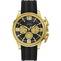 montre chronographe homme Guess W1115G1