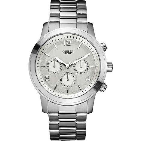 montre chronographe homme Guess W12605L1
