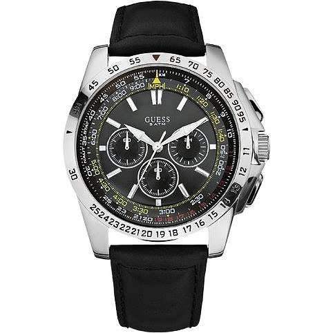 montre chronographe homme Guess W16559G1