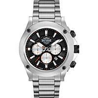 montre chronographe homme Harley Davidson 78B126
