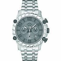 montre chronographe homme Harley Davidson 78B133
