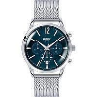 montre chronographe homme Henry London Knightsbridge HL41-CM-0037